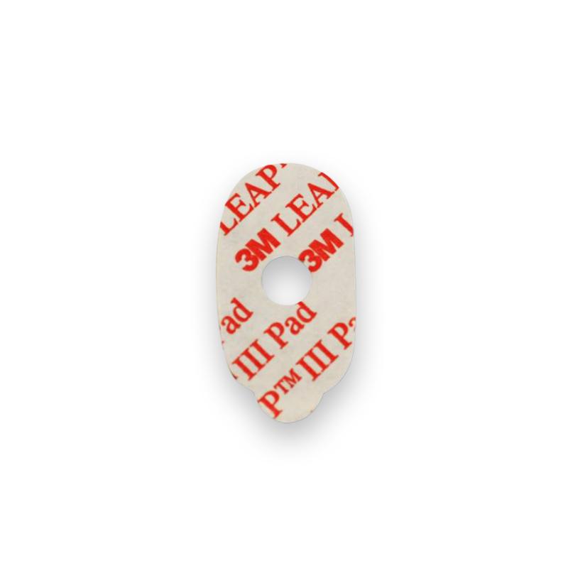 pa113-pastilles autocollantes ovales compatibles nidek