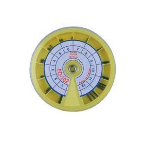assortiment de forets hélicoïdaux - fo102