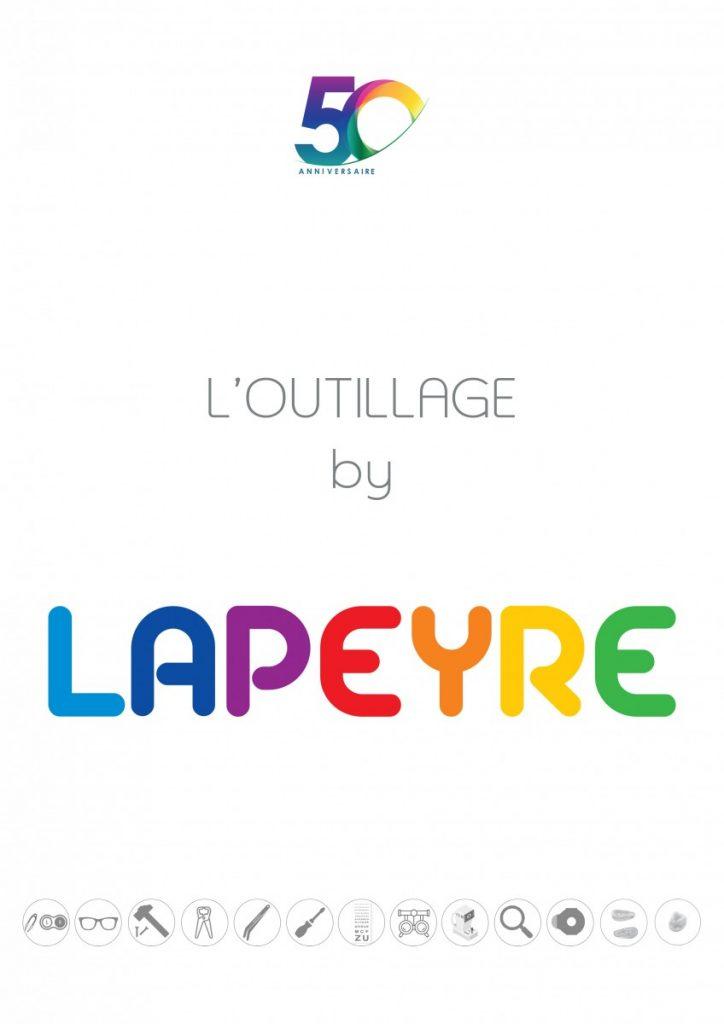 couverture du catalogue Lapeyre Groupe 2021